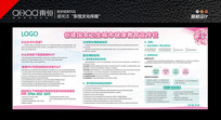 创国家卫生城市健康教育宣传栏