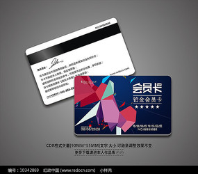 精品最新vip会员卡 CDR