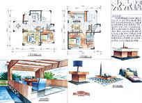 水木居创意建筑室内