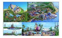 童话乐园景观设计