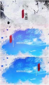 edius中国风水墨视频模板