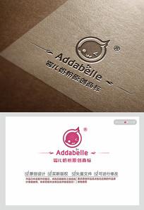 婴儿奶粉logo设计