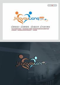 缘分交友网logo设计
