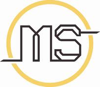 MS标志字体