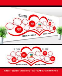 爱心企业文化照片墙