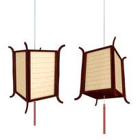 原创灯笼外观造型设计