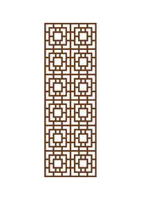 新中式雕花模板