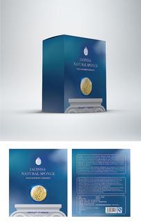 海藻绵包装设计