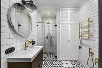 白砖洗手间