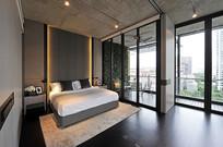 大空间卧室