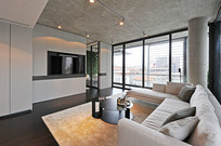 大落地窗客厅设计