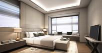 多元素结构卧室