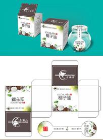 椰子食用油包装