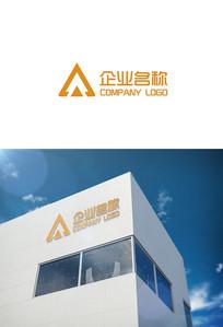 科技logo设计 AI