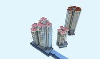 住宅商业楼