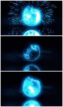 大气游戏宣传片片头视频