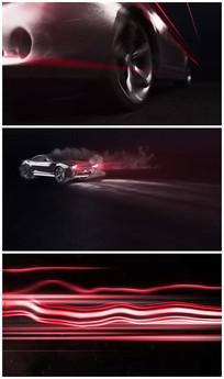 汽车标志视频模板