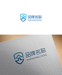 科技企业logo设计