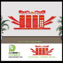 职工之家制度展板文化墙设计