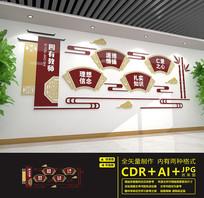 学校文化建设教师文化墙