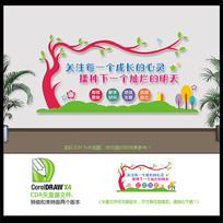 创新幼儿园文化墙设计