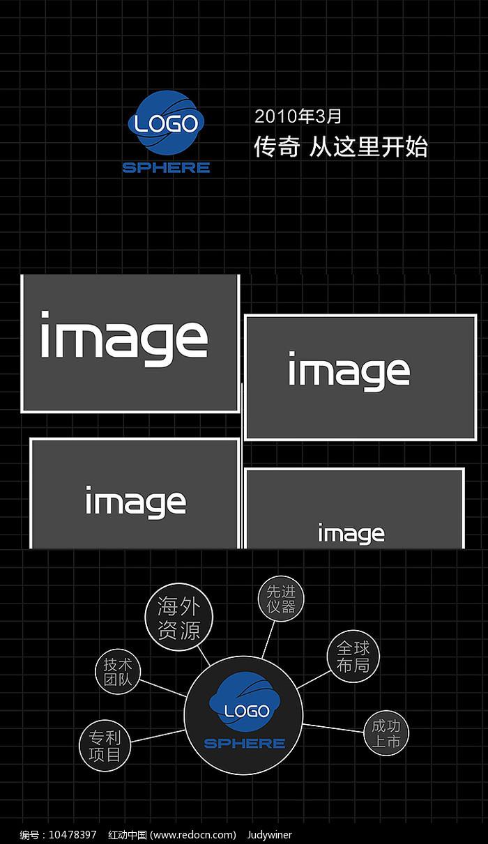 企业发展历程回顾图片时间线视频图片