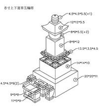 日本墓石CAD三维资料