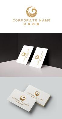凤凰企业标志设计