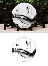 古韵茶饼包装设计