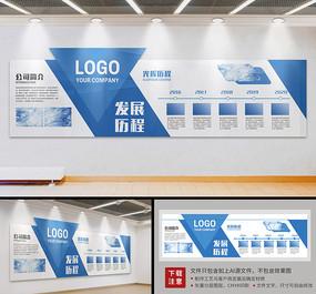科技公司学校企业文化墙创意照片墙形象墙