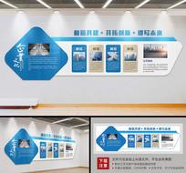 企业文化墙集团公司形象墙