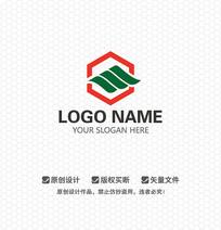 蜂巢农产品LOGO设计
