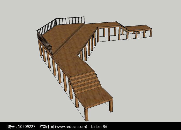 木平台图片