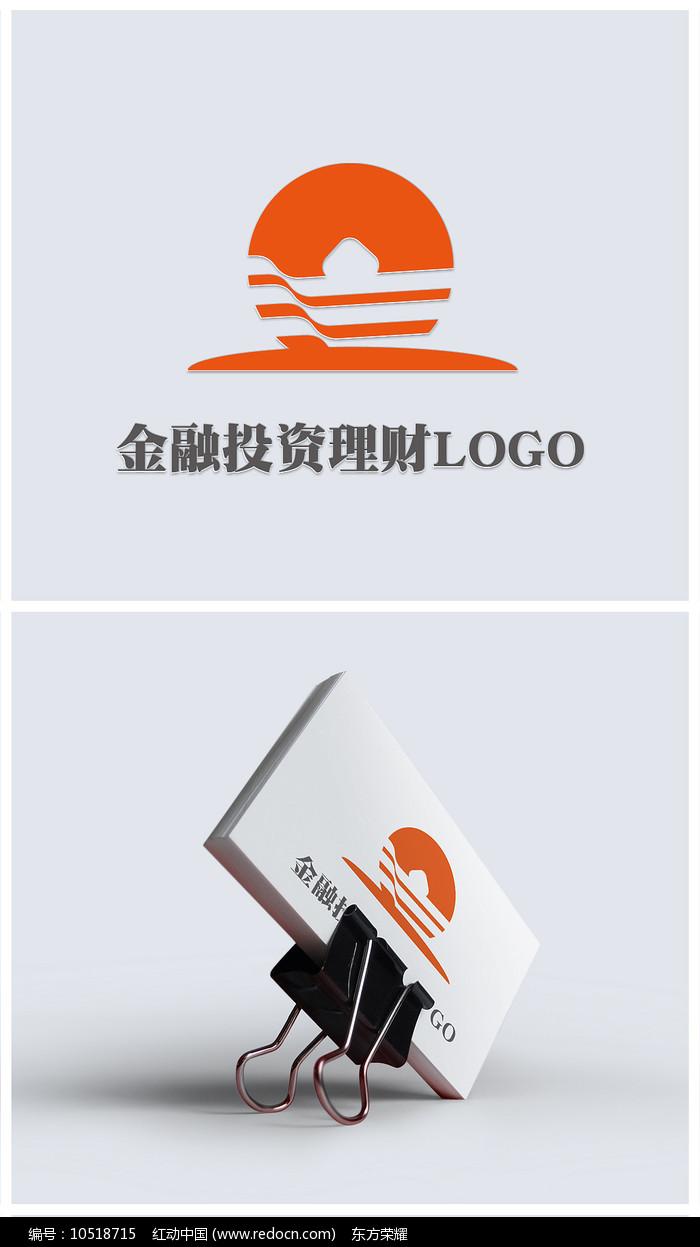 金融投资理财LOGO图片