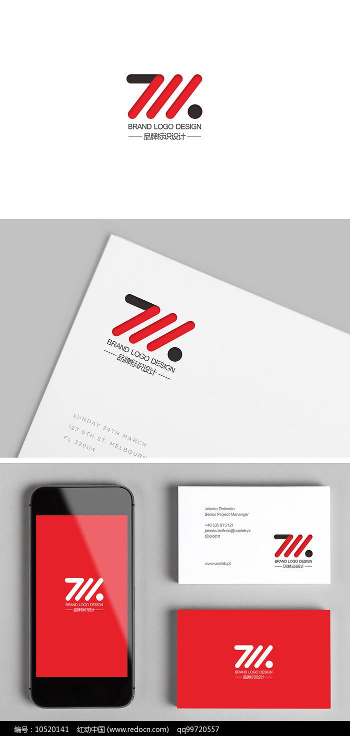 家具艺术企业ZM标志设计图片