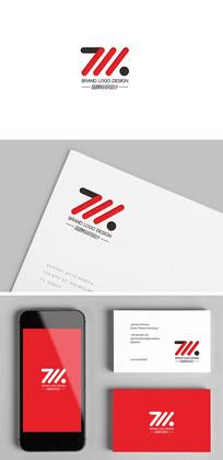 家具艺术企业ZM标志设计