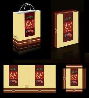 灵芝产品包装设计