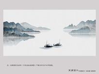 意境山水装饰画