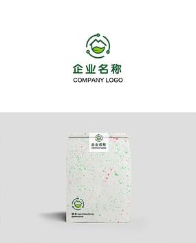 环保企业logo设计