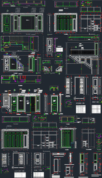 定制家具CAD