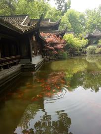 中式古典园林景观