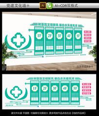 体检医院文化墙