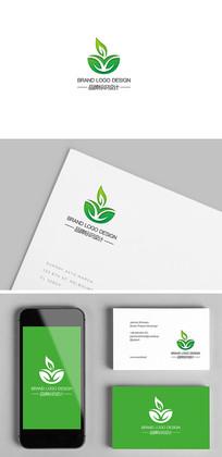 绿色有机农业标志设计