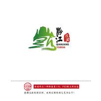 原创黔江旅游LOGO设计