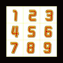 立体数字设计