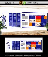 企业文化墙背景墙展板