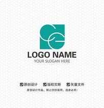 CG字母日用化妆品LOGO设计