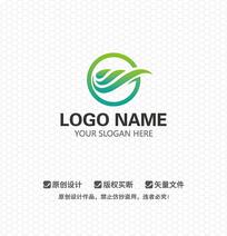SG字母水产农林LOGO设计