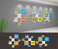 企业照片形象墙设计