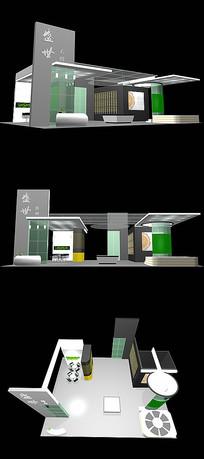 展厅3D模型